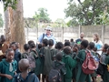 Culdrose reservist, Steve Houghton, on an African adventure