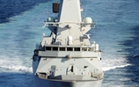 HMS Daring goes global
