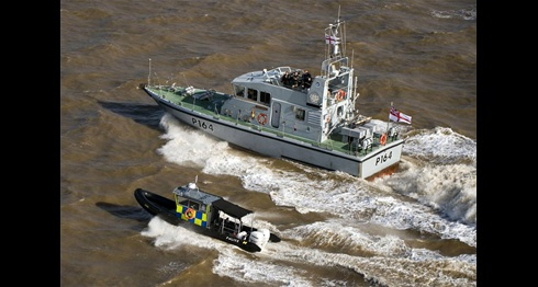 Explorer ventures down the Humber to shed light on life in the Royal Navy