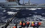 Wave Ruler replenishes USS Jason Dunham