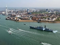 HMS Edinburgh's final homecoming