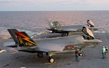 F35 Lightning trials lay vital groundwork for HMS Queen Elizabeth