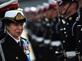 Princess Anne visits Commando Training Centre