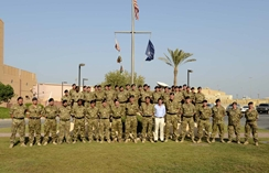 Royal Navy Physical Development - Bahrain