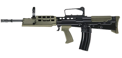 SA80 A2 + UGL