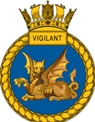 HMS Vigilant