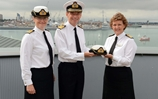 Greater recognition for senior female officers