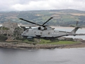 Navy Merlin Mk 2 shows its magic