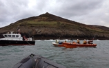 HMS St Albans Fishing Boat Rescue off Cornish Coast