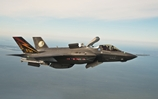 Navy's new F35 jet to make UK debut