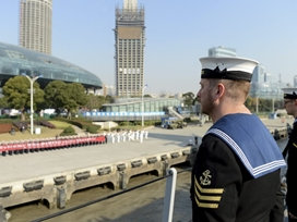 HMS Daring takes away great impressions of China visit