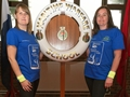 Best foot forward for friends in rememberance walk