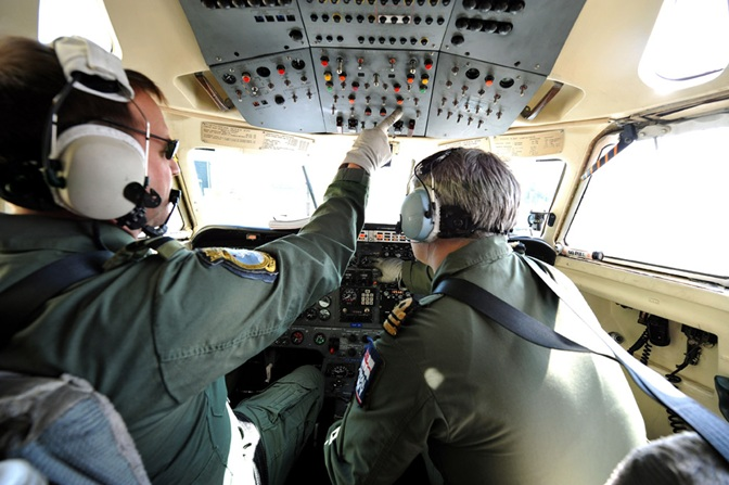 First breed of next-generation observers complete training in new Avenger aircraft