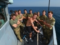 Monmouths marines unleash pedal power on patrol