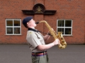 Royal Marines musician wins top military prize