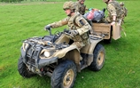 40 Commando Train for Afghanistan
